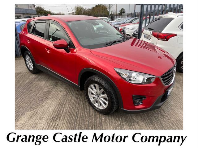 2015 Mazda CX-5 2.2D 150PS 4WD SE-L 200-TAX