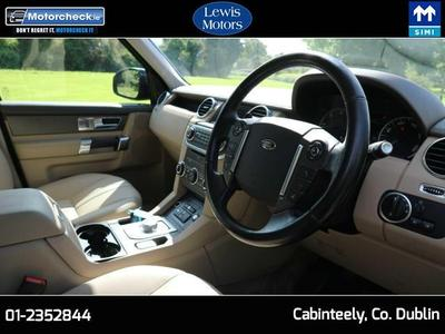 Image 9 for Land Rover Discovery 5 SEAT UTILITY, FULL LAND ROVER SERVICE HISTORY, PRICE PLUS VAT **FINANCE AVAILABLE**