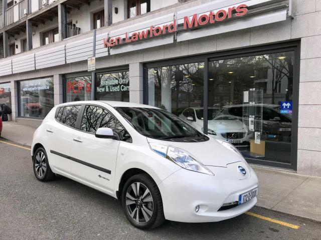 2017 Nissan Leaf  TEKNA 30KWH 109PS