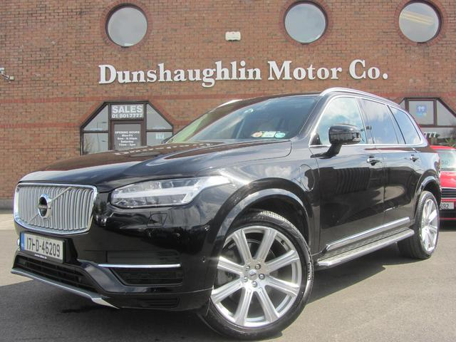2017 (171) Volvo XC90 2.0 T8 INSCRIPTION PHEV A/T, Price: €79,950 2.0 Hybrid for sale in Meath ...