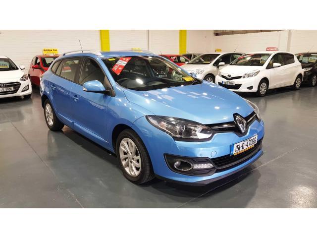 2015 151 Renault Megane 1 5 Estate New Nct 11 2020 Price 9 750