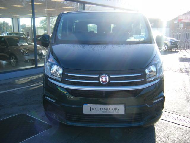2018 181 fiat talento combi 9 seater 1 6 lwb ecojet. Black Bedroom Furniture Sets. Home Design Ideas
