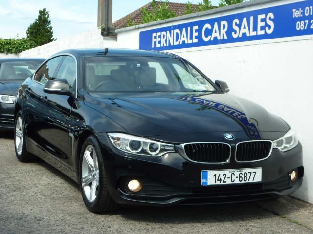 2014 BMW 4 Series 420d SE
