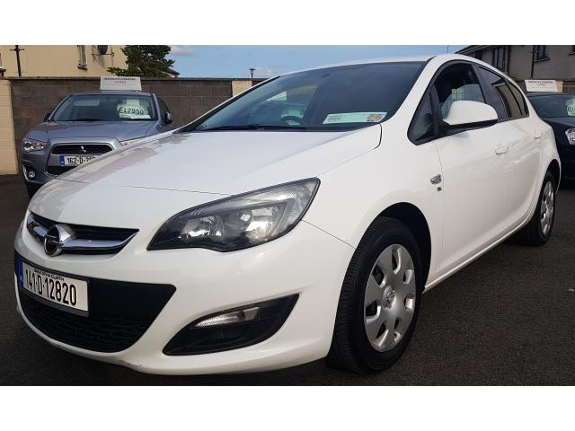 2014 141 Opel Astra Irish Van 1 3 Cdti 5dr Vat