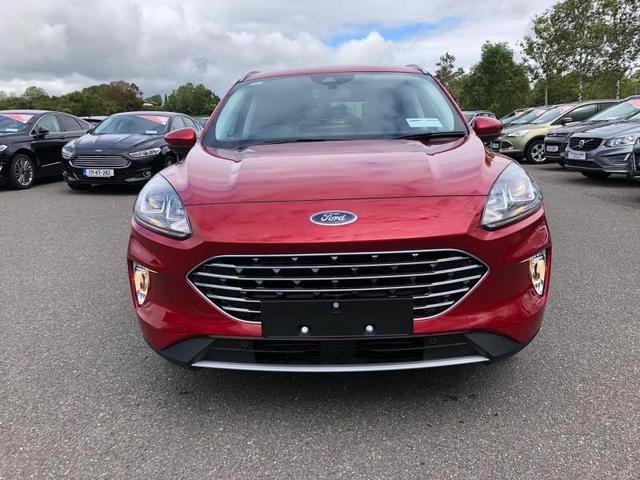 2021 Ford Kuga 2.5 Plug-In Hybrid Titanium.225 BHP, Price ...