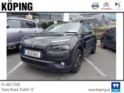 Photos of 2016 Citroen C4 CACTUS 1.2L Automatic