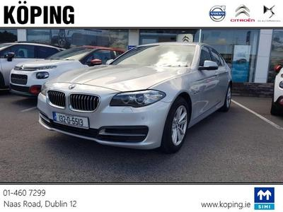 Photos of 2013 Bmw 5 SERIES 2.0L Automatic