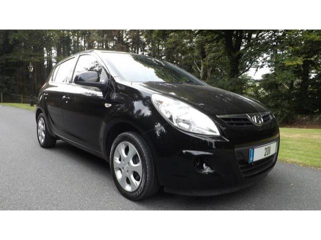 2011 Hyundai i20 1 2 COMFORT, Price: €6,595 1 2 Petrol for