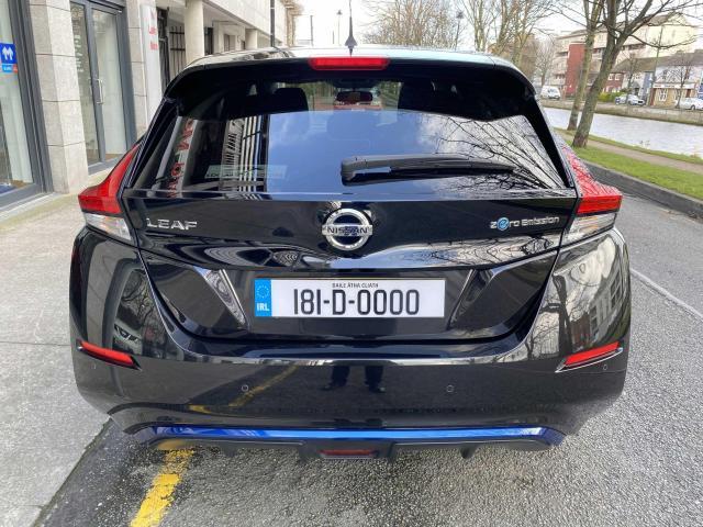2018 Nissan Leaf - Image 1