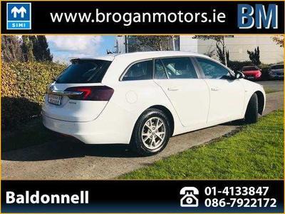 Image 5 for Opel Insignia 2.0 CDTi E/F DESIGN*SAT NAV*ESTATE