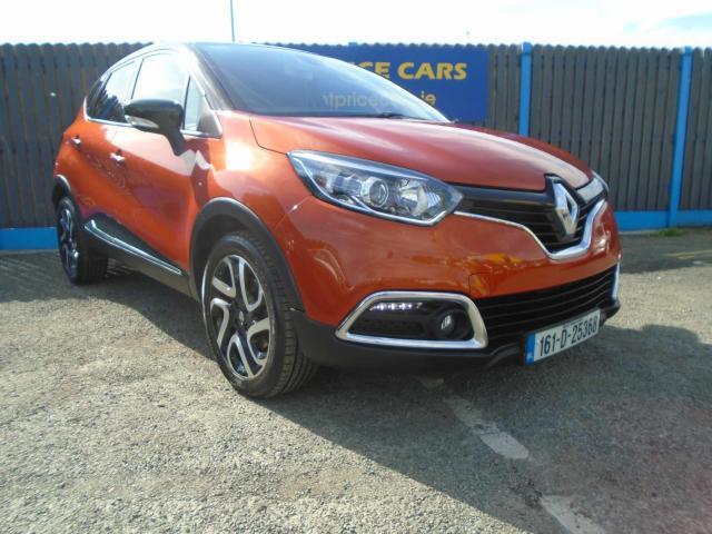 2016 Renault Captur 1.5 DCI 90 INTENSE