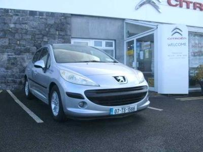 Photos of 2007 Peugeot 207 1.4L Manual