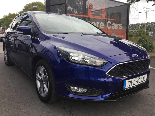 2017 171 Ford Focus Spec Fully Serviced Upgraded Alloys Front