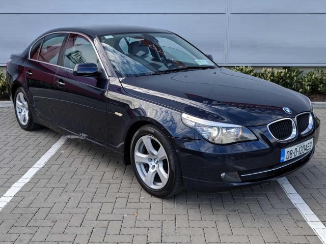 2008 BMW 5 Series 2.0 Diesel