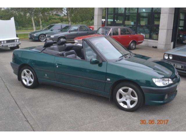 1999 Peugeot 306 CABRIOLET SE Price EUR1200 20 Petrol For Sale In