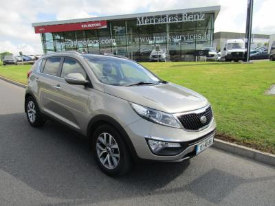 Photos of 2015 Kia SPORTAGE 2.0L Automatic