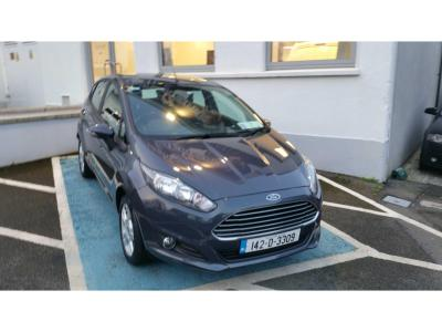 Photos of 2014 Ford FIESTA 1.2L Manual