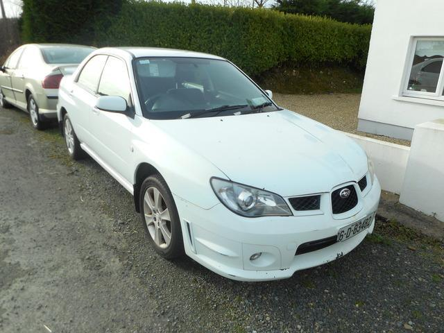 2006 Subaru Impreza 1 6 XI, Price: €1,900 1 6 Petrol for