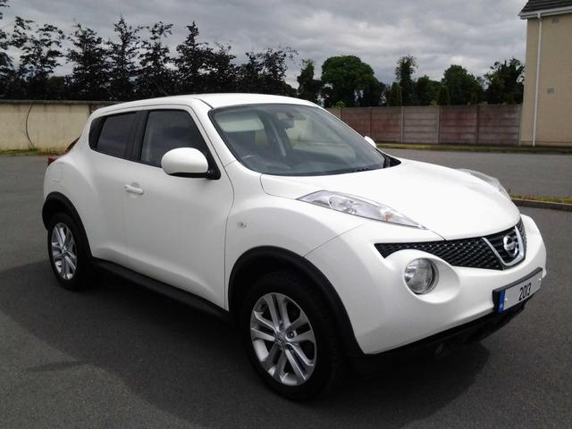 2013 Nissan Juke 1.5 DCI Acenta Premium