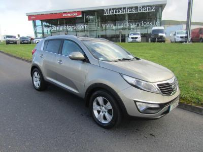 Photos of 2012 Kia SPORTAGE 1.7L Manual