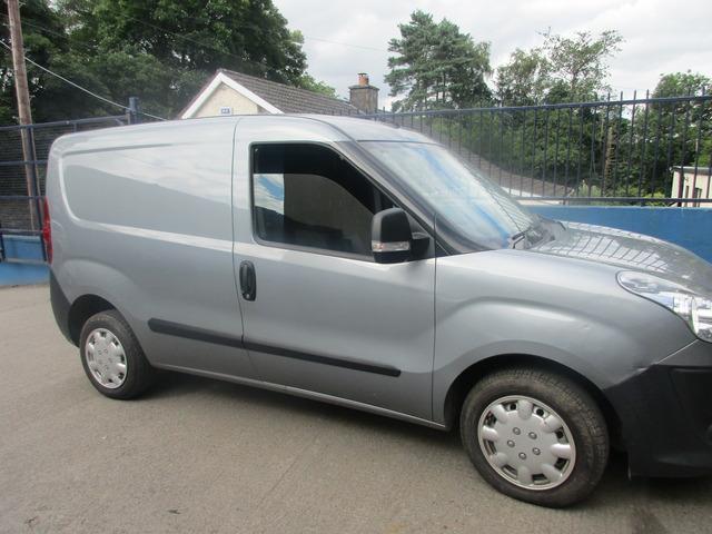 2011 Fiat Doblo Cargo 1 3 Multijet 4dr Price 4 500 1 2 Diesel For
