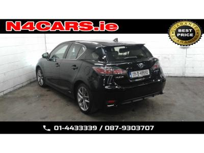 Image 6 for Lexus CT 200h FINANCE 29e / WEEK   ONE OWNER    1.8 CT200H SE-I AUTO   CARTELL MOTORCHECK