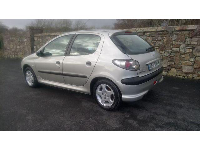 2006 Peugeot 206 1.4 ALLURE, Price: €2,000 1.4 Petrol for sale in ...
