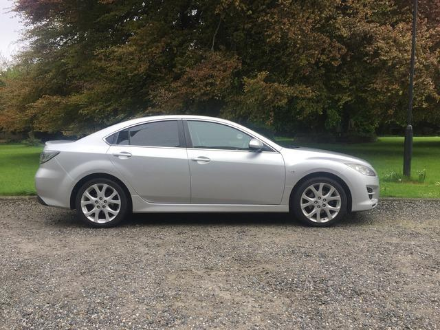 2008 mazda mazda6 gh 1.8 sport, price: €2,950 1.8 petrol for sale in