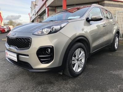 Photos of 2016 Kia SPORTAGE 1.7L Manual