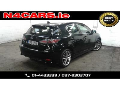 Image 7 for Lexus CT 200h FINANCE 29e / WEEK   ONE OWNER    1.8 CT200H SE-I AUTO   CARTELL MOTORCHECK