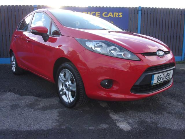2009 Ford Fiesta Style 1.25 82PS 5DR