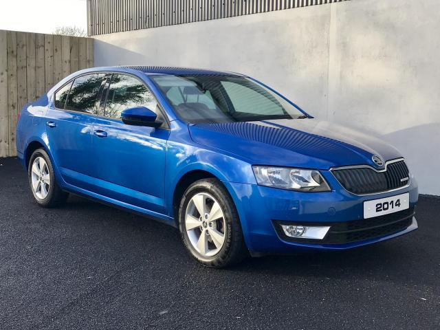 2014 skoda octavia 1.6 tdi cr greenline se business 110ps (142reg