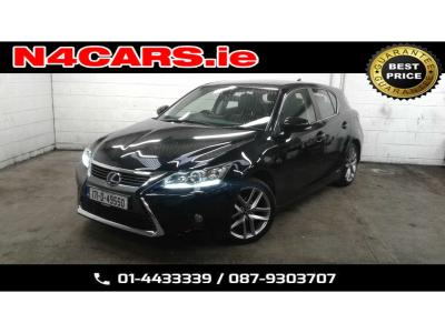 Image 3 for Lexus CT 200h FINANCE 29e / WEEK   ONE OWNER    1.8 CT200H SE-I AUTO   CARTELL MOTORCHECK