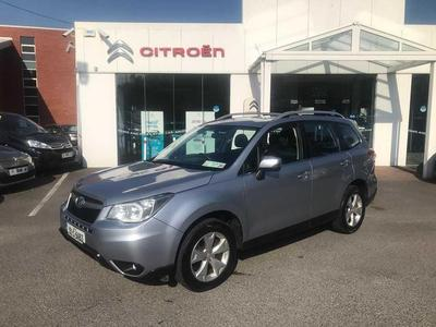 Photos of 2015 Subaru FORESTER 2.0L Manual