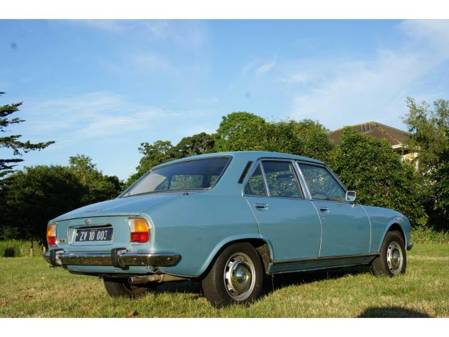 1978 Peugeot 504 Ti 4dr Auto Price 9 950 2 0 Petrol For Sale In
